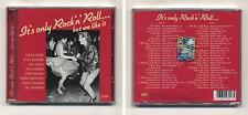2 Cd IT'S ONLY ROCK'N'ROLL But we like it NUOVO sigillato 2001 Chuck Berry Haley