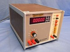 RFL Model 620 V-A-W Meter AC Voltage, Amps, Watts TESTED