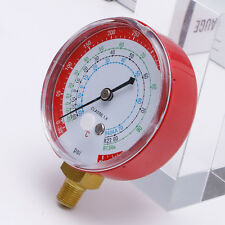New A/C Pressure Gauge High For Refrigerant R134A R404 R22 Degree Celsius Scale