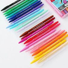 24Pcs Korea Monami 3000 Gel Pen Colorful Water Pen 24 Colors Bundle