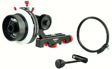 FILMCITY HS-2 Camera Follow Focus with Hard Stop for DSLR DV Video Shoulder Rig