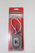 """10"""" of oval electric brake magnet suit horse float caravan car trailer camper"""