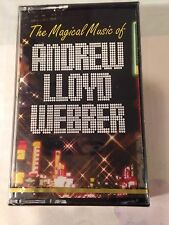 "Andrew Lloyd Webber ""The Magical Music of"" NEW & SEALED cassette~READER'S DIGEST"