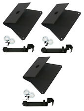 3 Stand Adapter Mounting Kit for Aviom A-16II MT-1 In-Ear Personal Mixer
