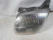 2000 Pontiac Sunfire Headlight assembly left driver side headlamp Bulb sockets