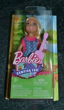2016 NEW BARBIE / CHELSEA CAMPING FUN CHELSEA SING ALONG