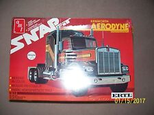 AMT/ERTL 1/32 Kenworth Aerodyne conventional snap-tite kit, factory sealed