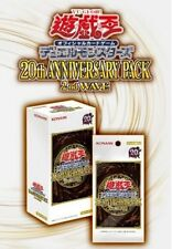Display 15 Boosters Yu-Gi-Oh 20th Anniversary Pack 2nd Wave Booster Box Sealed