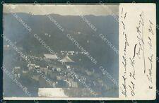Piacenza Ottone Val Trebbia 75º Reggimento Fanteria Foto cartolina QT7777