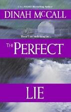 The Perfect Lie by Dinah McCall -Paperback-XX906