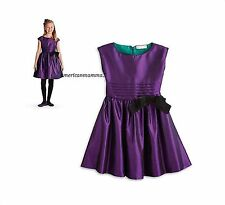 American Girl CL MY AG PURPLE PARTY DRESS SIZE 12 for Girls Gown Holiday NEW