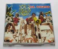 TIC TAC TOE - MR. WICHTIG – Maxi CD MCD Extended Single Mix