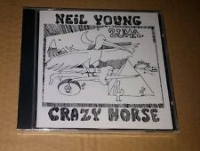 NEIL YOUNG - ZUMA - CD SIGILLATO (SEALED)
