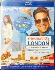 Namastey London - Akshay Kumar, Katrina Kaif - Hindi Movie Bluray Region Free Su