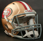 COLIN KAEPERNICK Edition SAN FRANCISCO 49ers Riddell SPEED Football Helmet