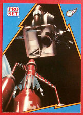 Thunderbirds PRO SET - Card #050 - Thunderbird 5 Docking - Pro Set Inc 1992