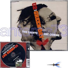 "U2 & GREEN DAY ""THE SAINTS ARE COMING"" RARE CDmaxi 2 TRACKS"