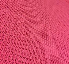 2.5M - QUALITY Coral Knitted Knitwear Jersey Stretch Fabric Dress Material [752]