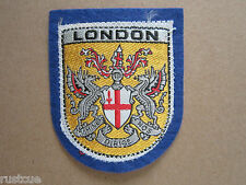 London Woven Cloth Patch Badge (Lot 4)