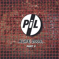 PIL ALiFE 2009 Part 2 - 2LP / Red Vinyl RSD 2015 (Public Image Limited)