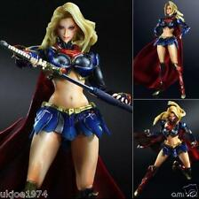 DC COMICS SUPERGIRL Variant Play Arts KAI Wonder Woman Supergirl Action Figure