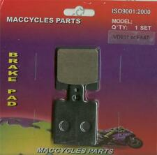 Moto-Morini Disc Brake Pads XE250 1988 Front (1 set)