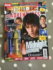 DOCTOR WHO ADVENTURES MAGAZINE Issue 80 With Free Gifts - Free Postage