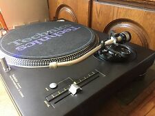 Technics SL 1200 MK6 - Very Rare follow-up to 1210MK5-5G