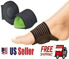STRUTZ CUSHIONED ARCH FOOT SUPPORT Helps Decrease Plantar Fasciitis Pain 1