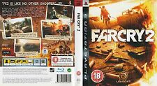 Far Cry 2 - Sony PS3 Game - very good condition CA