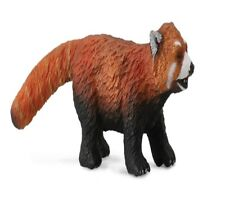 Rouge Panda 8 cm animaux sauvages Collecta 88536