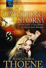 The Gathering Storm (Zion Diaries)-ExLibrary