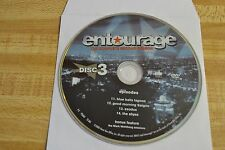 Entourage Second Season 2 Disc 3 Replacement DVD Disc Only*
