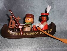 PLAYMOBIL 3397 VINTAGE TRACKERS CANOE