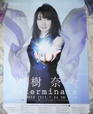 Nana Mizuki Exterminate 2015 Taiwan Promo Poster