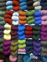 Quality Aran Tweed Knitting Yarn from Dingle Co.Kerry Ireland : 200g 100% Wool