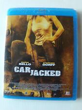 CARJACKED de JOHN BONITO - Maria Bello & Stephen Dorf - BLU-RAY DISC 2012 NEUF