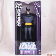 Justice League Unlimited Batman 10 inch 25cm DC Super Heroes JLU purple box