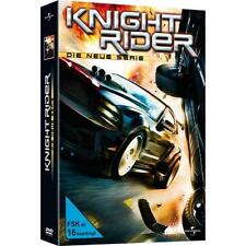 KNIGHT RIDER-2008-UNIVERSAL PICTURES GERMANY GMBH-DVD NEU