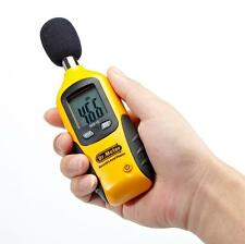 Digital Sound Level Decibel Meter 30-130dB Pressure Noise Measurement Tester