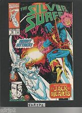 Silver Surfer V.3 #76 (NM-) JACK of HEARTS, GALACTUS, FIRELORD
