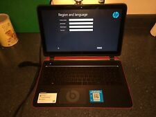 """HP 15-p030nr Beats Special Edition Laptop 15.6"""" 1.7GHz AMD A8-5545M 8GB 1TB Win8"""