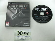 PS3 Call of Duty Black Ops 2 Buen estado Pal España No manual
