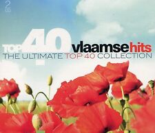 Top 40 Vlaamse Hits (Laury Lynn, Will Tura, Yasmine, Bart Herman, ...) (2 CD)