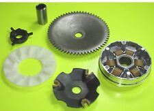 QMB/139 GY6 50cc ENGINE VARIATOR SCOOTER MOPED ATV GO KART ROLLER FAN. USA!!