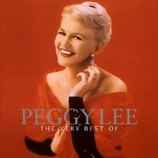 "PEGGY LEE ""THE VERY BEST OF"" CD NEUWARE"