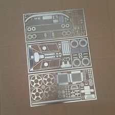 TREMONIA metal photoetch Transkit I + II + III for Ferrari F40 by Bburago 1/18