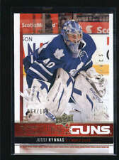 JUSSI RYNNAS 2012/13 12/13 UD EXCLUSIVES YOUNG GUNS ROOKIE #064/100 AB6023