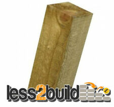 "Timber Fence Posts 3"" X 3"" X 8ft Long"