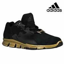 ADIDAS Black/Gold GAMEDAY SNOOP DOGG Running Shoes MEN 10.5 44.66 Adizero AQ8453